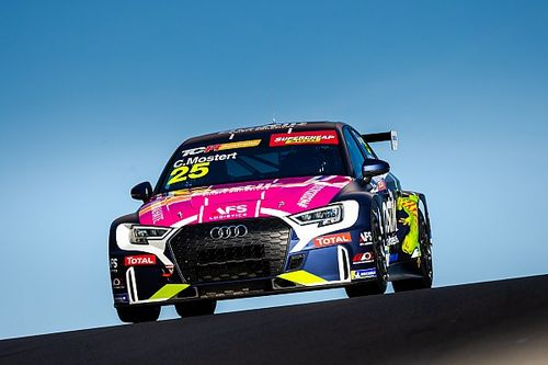 Bathurst TCR: Mostert beats Cameron in opener