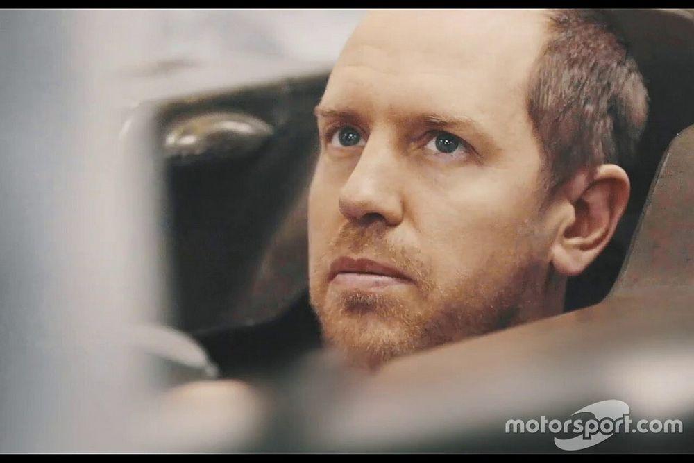 """Vettel, Bahreyn'de """"normal saçına"""" dönecek"""