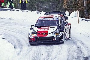 Report WRC: Ogier nuovo Re di Monte-Carlo, Hyundai affonda