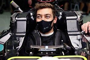 Расселл выиграл виртуальный Гран При Великобритании