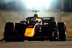 Цунода выиграл гонку Ф2 в Бахрейне, Мазепин вырвал подиум