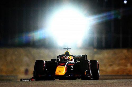 Hasil Feature Race F2 Sakhir: Tsunoda Impresif, Schumacher Jaga Keunggulan