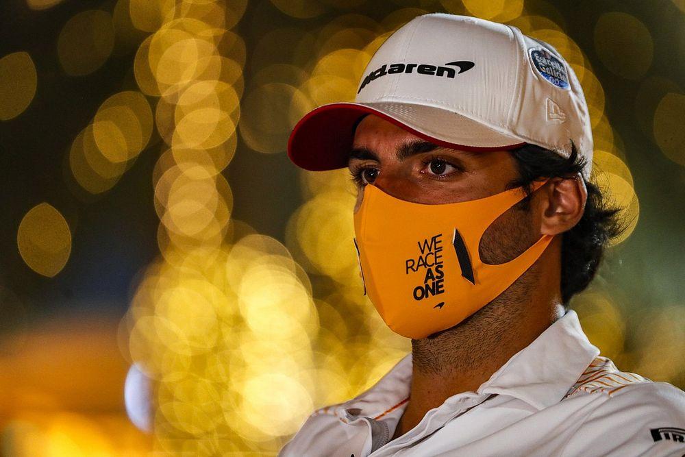 Sainz: Örökké hálás leszek ezért a McLarennek!