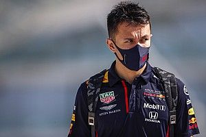 Mercedes happy to work with Albon as long as Red Bull releases him