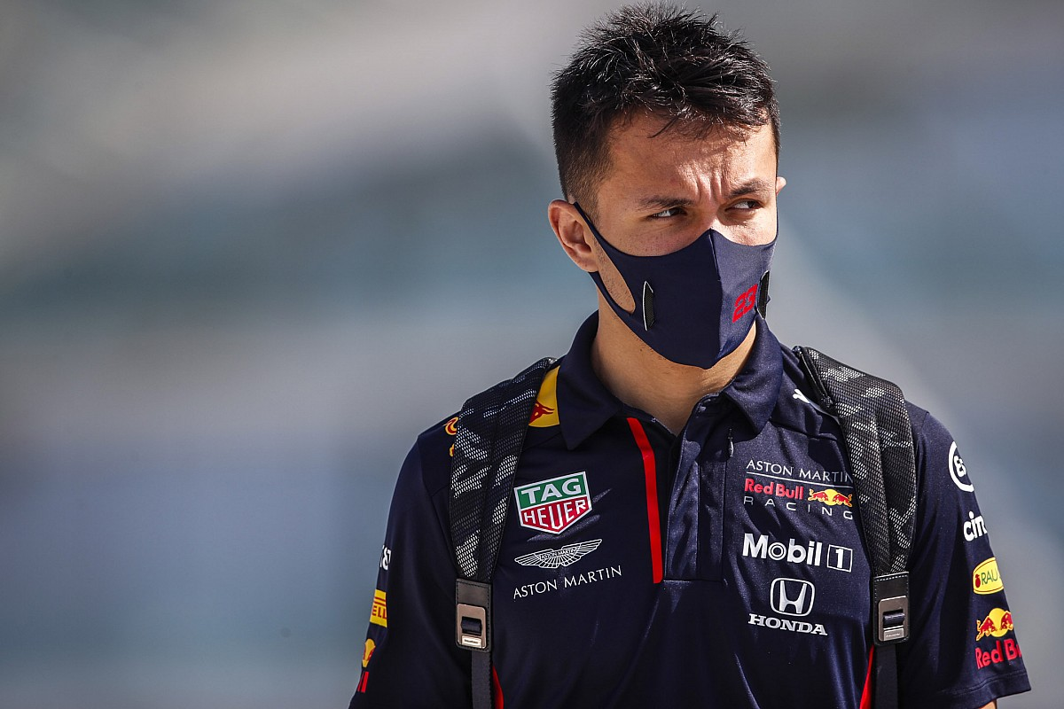 F1 exile Albon to compete in DTM with Red Bull backing