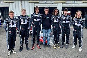 Karters, sim racers sample Supercar