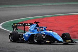 F3, Test Barcellona, Giorno 1: Martins detta il passo
