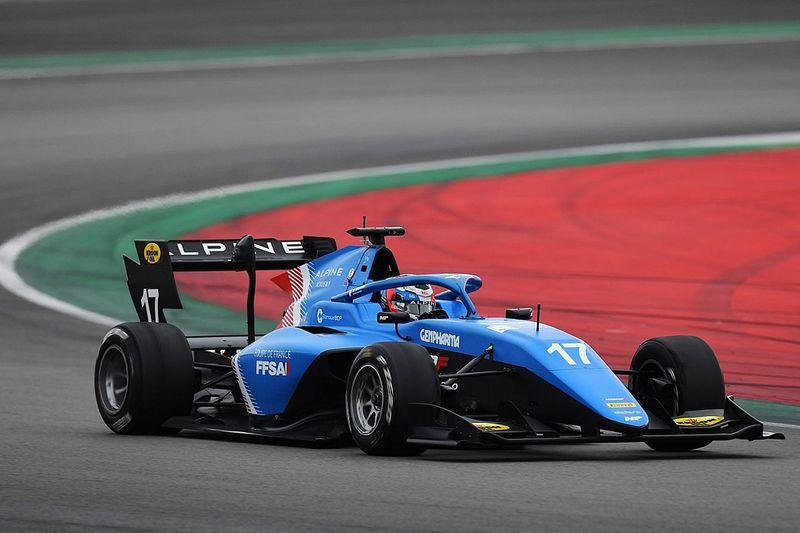 MP Motorsport Kembali Tercepat pada Tes Barcelona