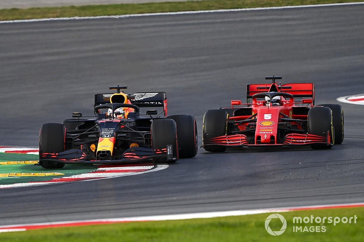 Ferrari va soutenir le gel des moteurs demandé par Red Bull