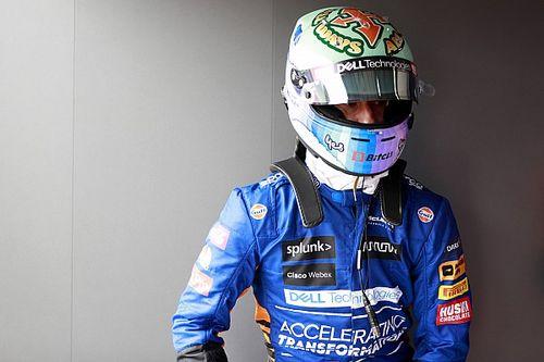 Ricciardo biedt excuses aan voor taalgebruik rond crashes