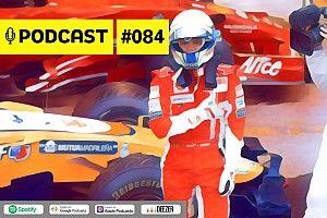Podcast #084 – Top-3: as corridas mais marcantes da história da F1 em nossas memórias