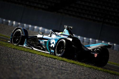Galería: los nuevos coches y colores de la Fórmula E en pista
