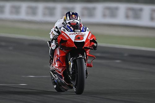 Zarco se lleva el warm up en Doha sobre un trío de Yamaha