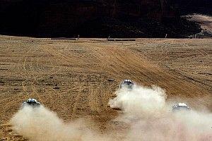 Las imágenes más espectaculares del Desert XPrix de la Extreme E