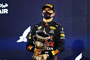 Verstappen explains inability to re-attack Hamilton in Bahrain F1 GP