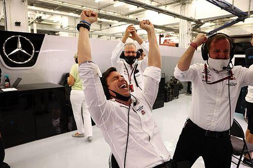 EB-döntőre hangolva: a Ferrarit gúnyolja a Mercedes