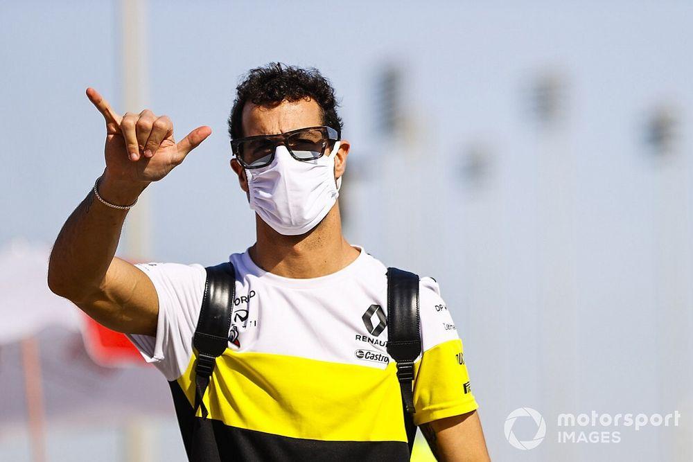 Ricciardo sprak met Porsche over Le Mans, Red Bull weigerde