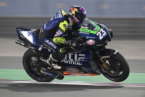 """Bastianini: """"Me esperaba que la moto fuera más complicada"""""""