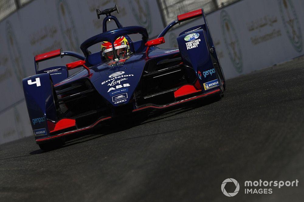 Фрейнс выиграл квалификацию второй гонки ФЕ в Саудовской Аравии