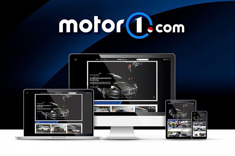 Motorsport Network presenta Motor1.com Indonesia
