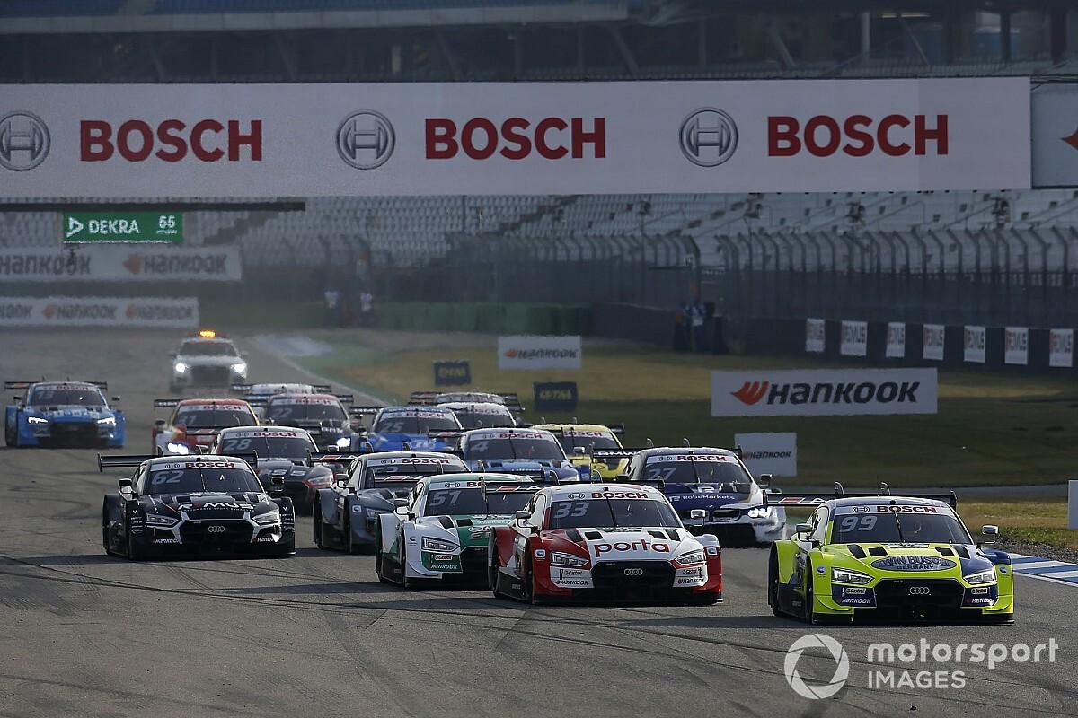 Berger, 2021 DTM sezonunda beş üretici ve 20 araç hedefliyor
