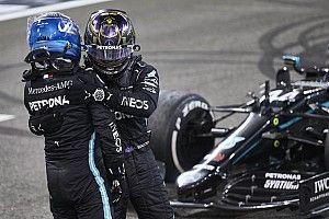 Comment le COVID-19 a favorisé la domination Mercedes en 2020