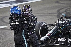 """Bottas: P2 in het Formule 1-kampioenschap """"niet erg bevredigend"""""""