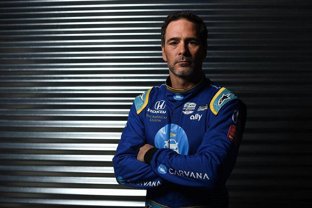 Legenda NASCAR Jadi Komentator Indy 500