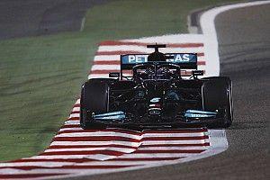 """Mercedes reconoce estar """"bastante atrasado"""" tras sus problemas"""