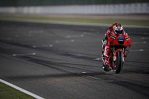 Miller snelste in tweede training Doha GP, Mir weer naar Q1