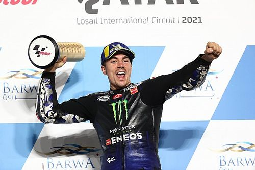 MotoGP Katar: Heyecan dolu ilk yarışı Vinales kazandı, podyum son metrelerde şekillendi!