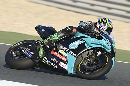 "Yamaha updating Morbidelli's MotoGP bike ""a great surprise"""