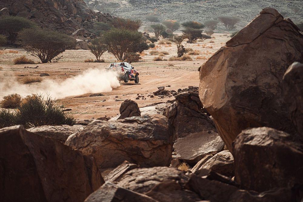 La llegada de Audi provoca un terremoto en la normativa del Dakar