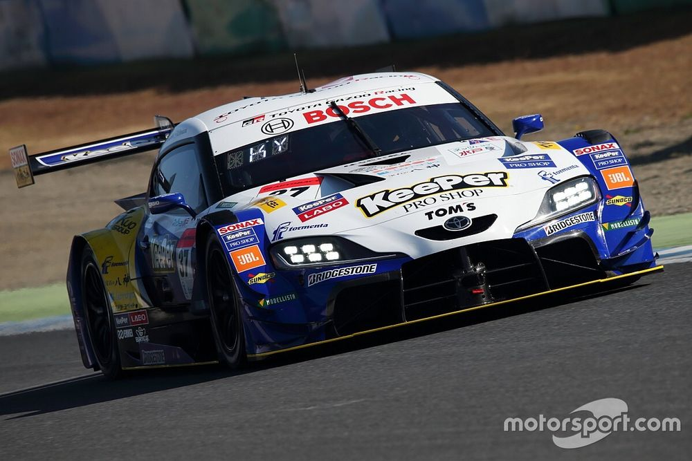 Hirakawa hails Yamashita's Motegi Super GT turnaround