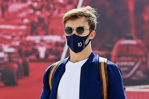 F1: Gasly espera lutar por títulos com a Red Bull no futuro