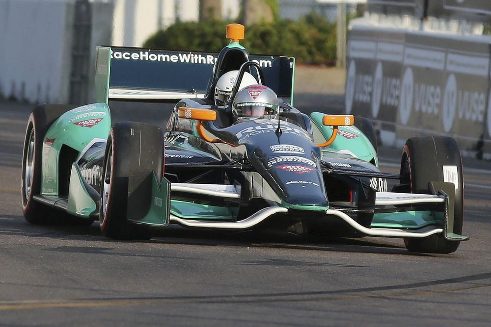 Mario Andretti: Riding along with IndyCar's coolest chauffeur