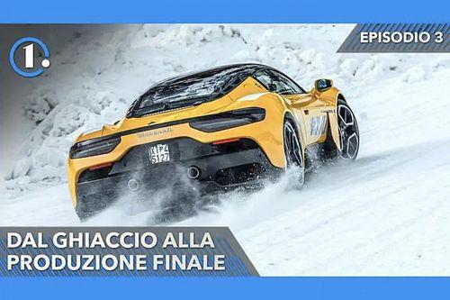 MC20: dai ghiacci di Livigno alla produzione finale a Modena