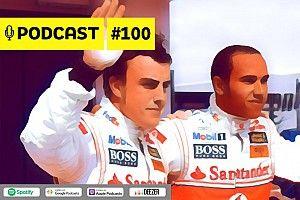 Podcast #100 - Oscar das pistas: histórias da F1 que rendem filme