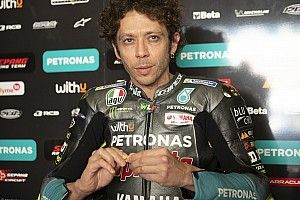 Jatuh di Portimao Bikin Rossi Lebih Yakin Tatap MotoGP Spanyol
