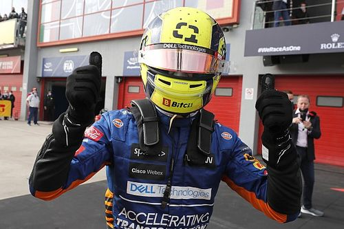 Norris Teken Kontrak Baru dengan McLaren