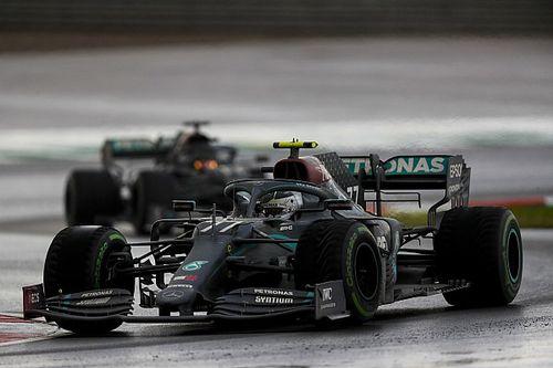 Hamilton: Bottas Salah Satu Pembalap Terkuat