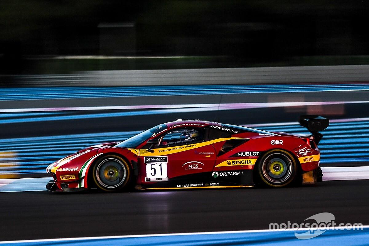 GTWC: la Ferrari AF Corse/SMP è Campione con Pier Guidi