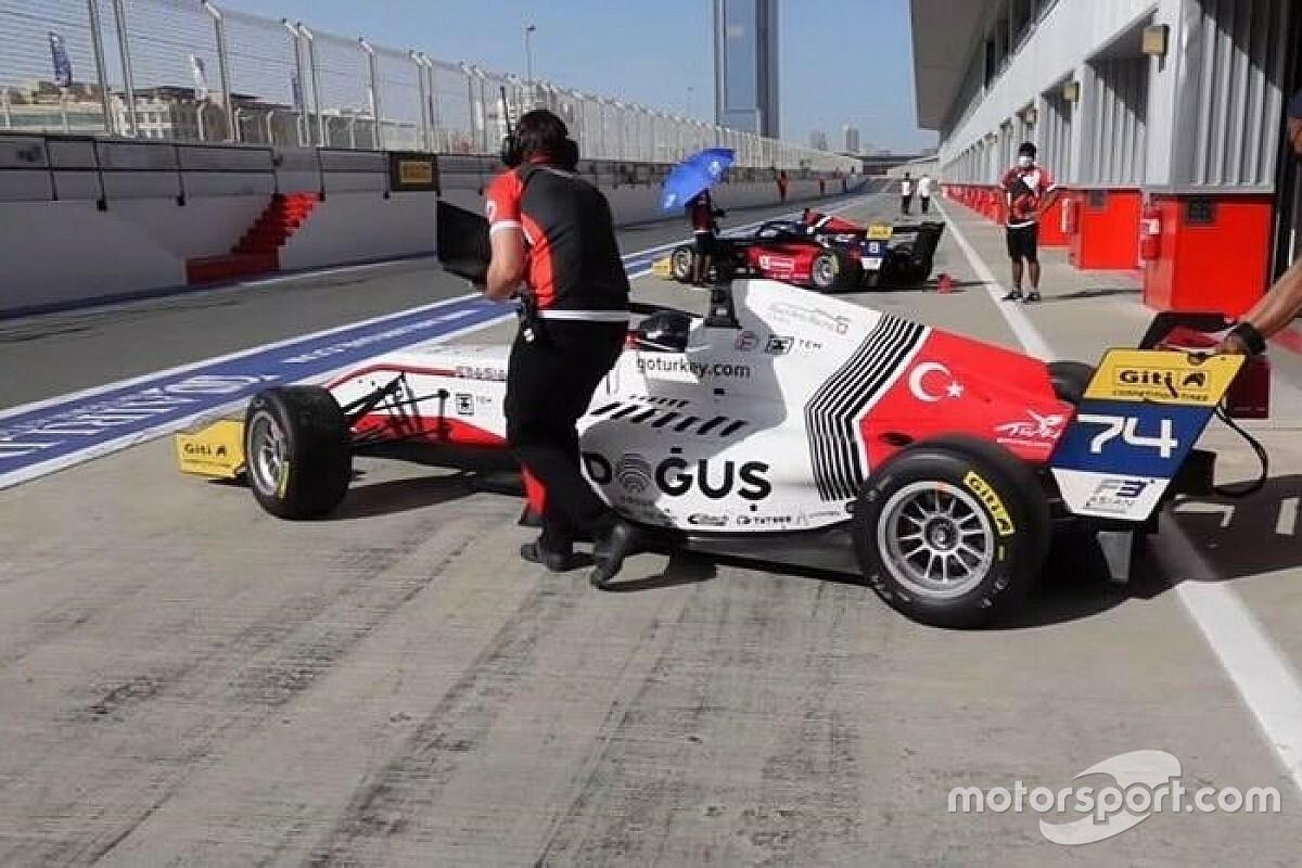 F3 Asya Yas Marina: Cem ilk test seansında yedinci oldu!