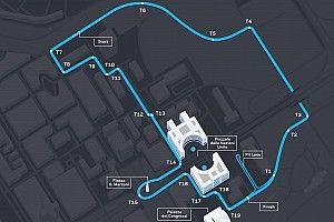 La Fórmula E presenta el nuevo diseño del circuito de Roma