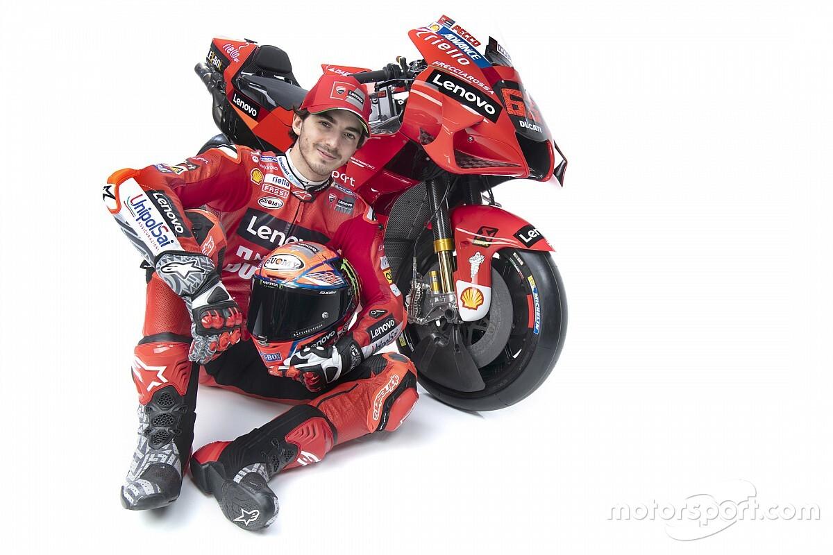 Bagnaia Bidik Kemenangan Perdana di MotoGP