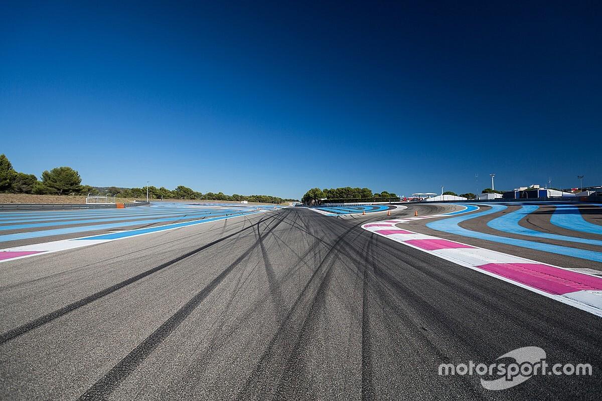 Fransa GP, Mistral düzlüğünde değişiklik yapmayı planlamıyor