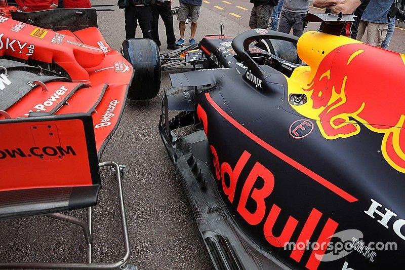 GALERIA: Direto do pitlane, veja as atualizações aerodinâmicas para o GP de Mônaco de F1