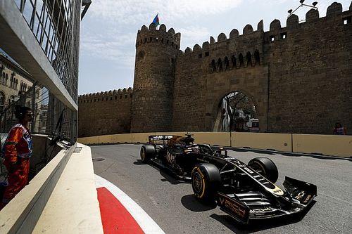 LIVE Formel 1: GP von Aserbaidschan, Qualifying