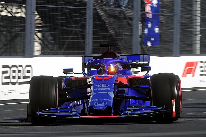 Újabb gameplay videók érkeztek az F1 2019-ről: így szól a Honda a játékban