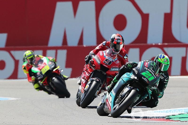 MotoGP in Assen: Die Rennen im Live-Ticker